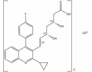 [reference-standards] Pitavastatin hemicalcium salt