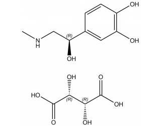 [reference-standards] (-)-Epinephrine (+)-bitartrate salt