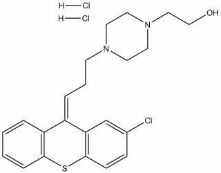 [reference-standards] Zuclopenthixol dihydrochloride salt