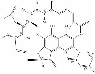 [reference-standards] Rifaximin