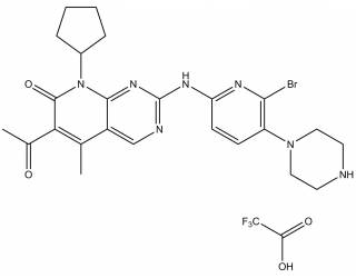 [reference-standards] Palbociclib bromine precursor, trifluoroacetate salt