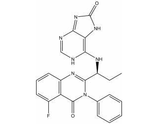 [metabolites] Idelalisib GS-563117 metabolite