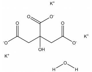 [reference-standards] Potassium citrate salt monohydrate