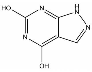 [reference-standards] Oxypurinol