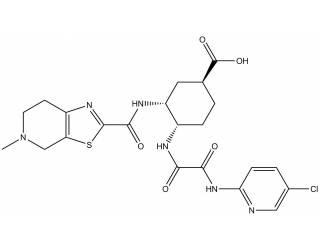 [metabolites] Edoxaban metabolite M4