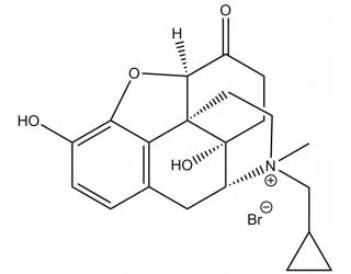 [metabolites] Methylnaltrexone bromide salt