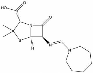 [reference-standards] Amdinocillin