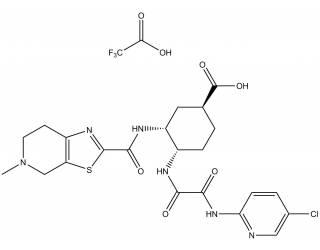 [metabolites] Edoxaban metabolite M4 trifluoroacetate salt