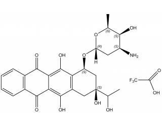 [metabolites] Idarubicinol trifluoroacetate salt (Mixture of diastereoisomers)