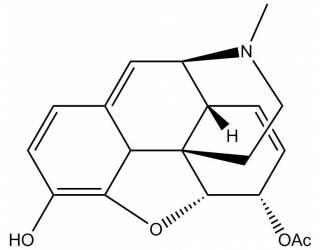 [metabolites] 6-Monoacetylmorphine