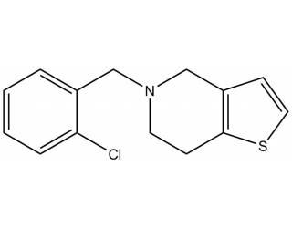 [reference-standards] Ticlopidine