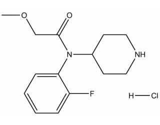 [reference-standards] Norocfentanyl hydrochloride salt