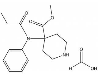 [metabolites] Norcarfentanil formate salt