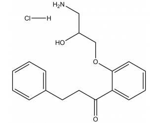 [metabolites] Despropylpropafenone hydrochloride salt