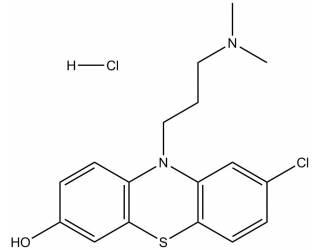[metabolites] 7-Hydroxy-chlorpromazine hydrochloride salt