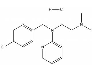 [reference-standards] Chloropyramine hydrochloride salt