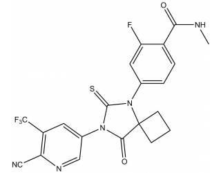 [reference-standards] Apalutamide