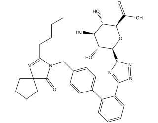 [metabolites] Irbesartan N-β-D-glucuronide