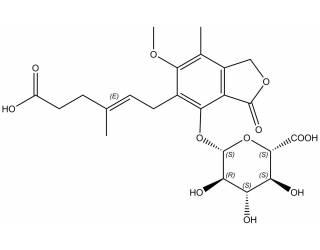 [metabolites] Mycophenolic acid-β-D-glucuronide