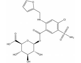 [metabolites] Furosemide glucuronide