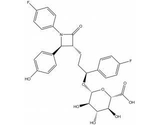 [metabolites] Ezetimibe hydroxy-β-D-glucuronide