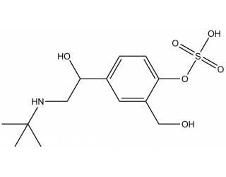 [metabolites] Salbutamol 4-O-sulfate