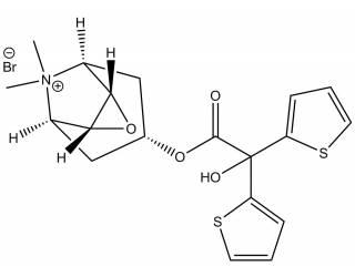[reference-standards] Tiotropium bromide salt