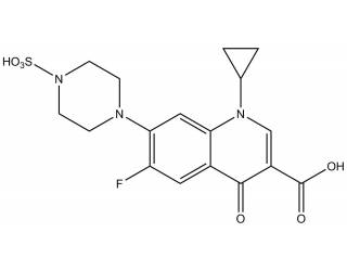 [metabolites] Ciprofloxacin piperazinyl-N4 sulfate salt