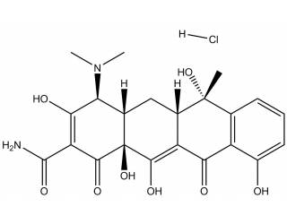 [reference-standards] Tetracycline hydrochloride salt