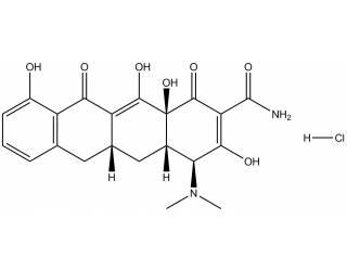 [reference-standards] Sancycline  hydrochloride salt