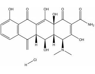 [reference-standards] Methacycline hydrochloride salt