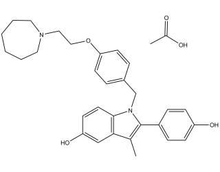 [reference-standards] Bazedoxifene acetate salt