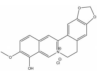 [reference-standards] Berberubine  chloride salt