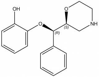 [reference-standards] Rel-R, S-Desethylreboxetine