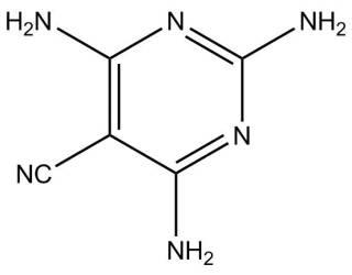[metabolites] 2,4,6-Triamino-5-pyridinecarbonitrile