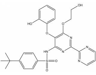 [metabolites] Desmethyl Bosentan