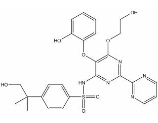 [metabolites] Hydroxy desmethyl bosentan