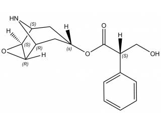 [metabolites] Norscopolamine