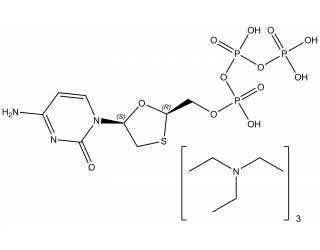 [metabolites] Lamivudine Triphosphate triethylammonium salt