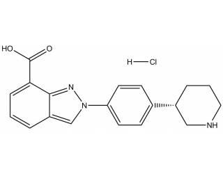 [metabolites] Niraparib Metabolite M1 hydrochloride salt