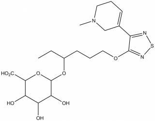 [metabolites] Xanomeline metabolite C