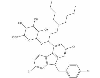 [metabolites] Lumefantrine glucuronide