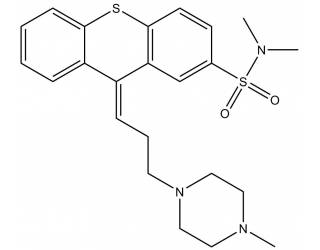[reference-standards] Thiothixene
