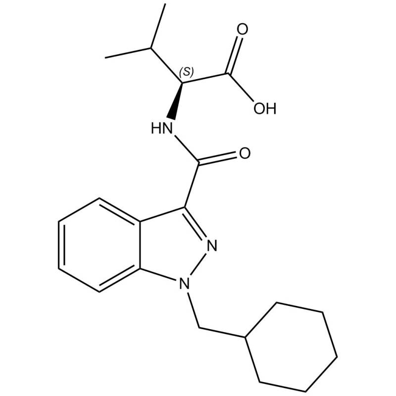 AB-CHMINACA metabolite M2 | 11...