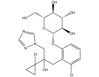 [metabolites] Prothioconazole-desthio-6-hydroxy-glucoside