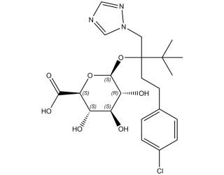 [metabolites] Tebuconazole glucuronide