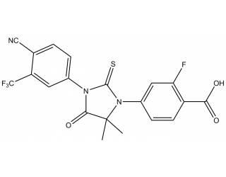 [metabolites] Enzalutamide carboxylic acid