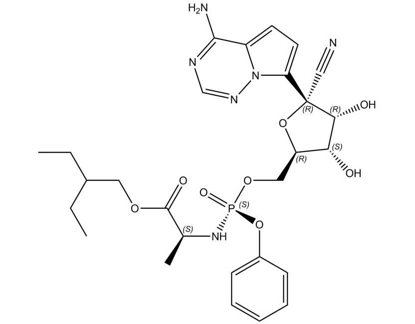 Remdesivir | CAS 1809249-37-3 | Cayman Chemical | Biomol.de  |Remdesivir