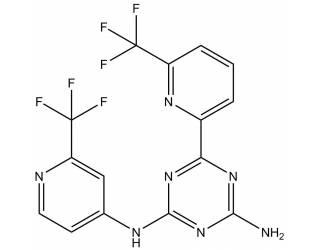 [metabolites] Enasidenib metabolite