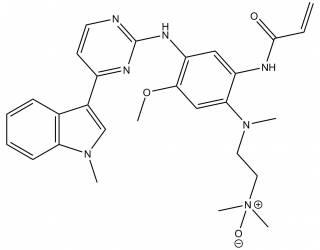 [metabolites] Osimertinib N'-oxide